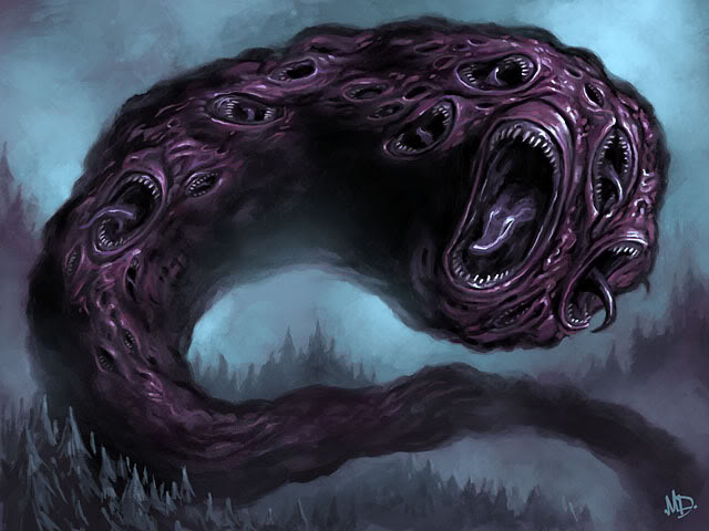 Infestations – Touched by the Far Realms